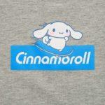 GIRLSグラフィックT(半袖)SANRIO1ロゴ