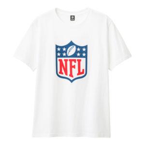 グラフィックT(半袖)NFL1ホワイト