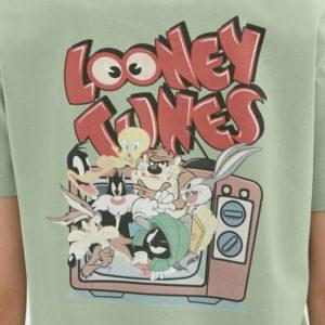 レディーズグラフィックT(半袖)Looney Tunes2バック