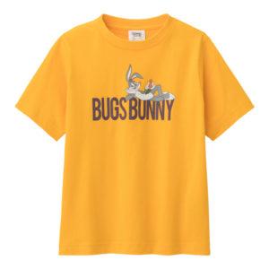 KIDS Tシャツ(半袖)Looney Tunesオレンジ