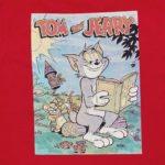 KIDS Tシャツ(半袖)TomandJerry3バック